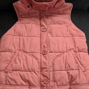 Fall or winter Cosy tech vest